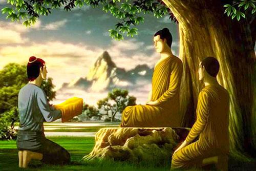 Giọt nước mắt của Đức Phật làm chấn động cả thế giới
