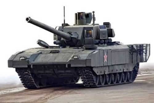 Lo ngại siêu tăng T-14 Armata của Nga, Đức nhảy vào phát triển xe tăng mới