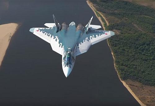 """Chuyên gia Mỹ giải thích vì sao """"không nên mong đợi sự xuất hiện của Su-57"""""""