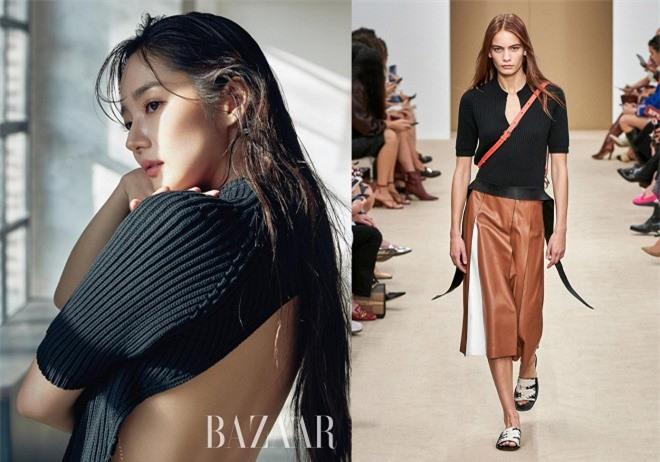 Đẳng cấp nhan sắc của Park Min Young: Diện bộ nào cũng sang và đẹp hơn người mẫu, thần thái lại càng xuất sắc 3