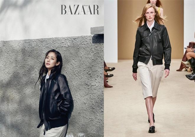 Đẳng cấp nhan sắc của Park Min Young: Diện bộ nào cũng sang và đẹp hơn người mẫu, thần thái lại càng xuất sắc 2
