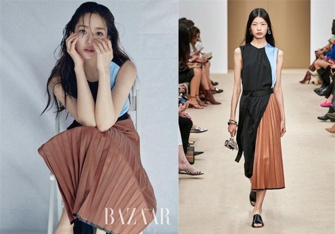 Đẳng cấp nhan sắc của Park Min Young: Diện bộ nào cũng sang và đẹp hơn người mẫu, thần thái lại càng xuất sắc 1