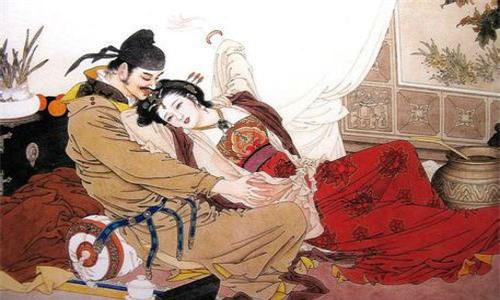 Hoàng đế vìmải tương tư vợ hoạn quan mà mất nước, nhà tan