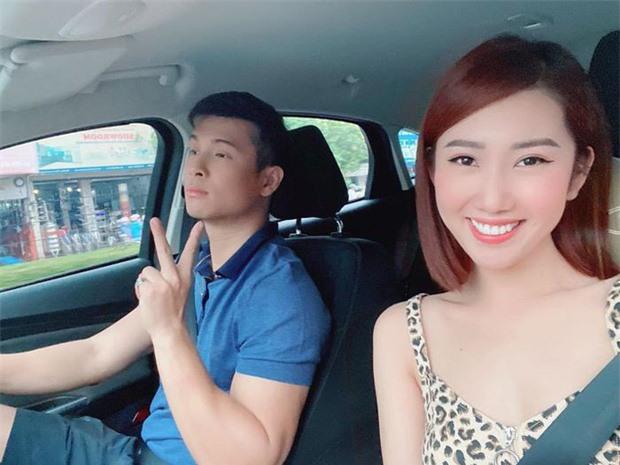 Trương Thế Vinh - Thuý Ngân lên tiếng về tin đồn hẹn hò trên sóng truyền hình, tiết lộ của Trường Giang còn bất ngờ hơn? - Ảnh 6.