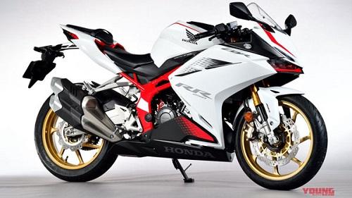 Sportbike Honda CBR250RR 2020 ra mắt, lên kệ vào tháng 7 tới