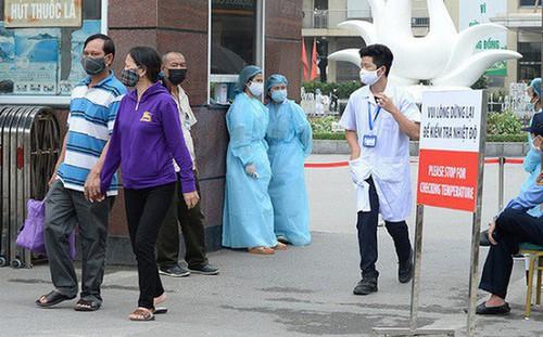 Việt Nam có tổng số 207 trường hợp nhiễm Covid-19.