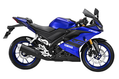 Ngắm Yamaha YZF-R15 giá 79 triệu tại Việt Nam