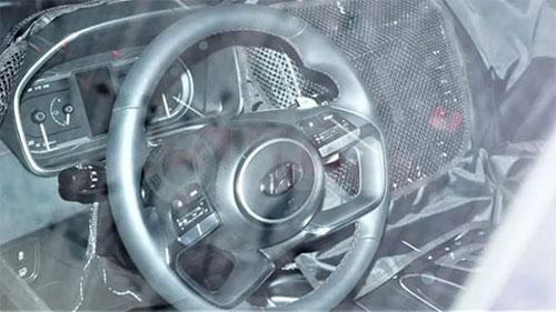 SUV Hyundai Tucson thế hệ thứ 4 rò rỉ nội thất