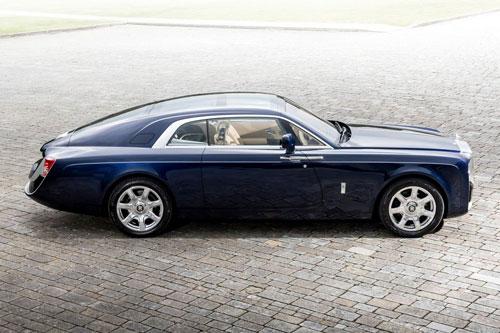 2. Rolls-Royce Sweptail (giá: 12,8 triệu USD).