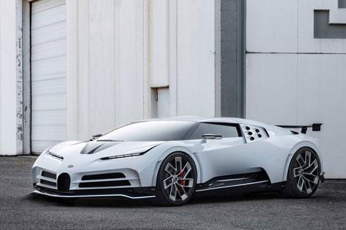 3. Bugatti Centodieci (giá: 9 triệu USD).