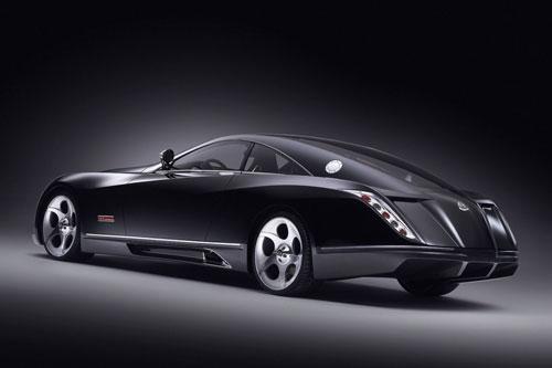 4. Mercedes-Maybach Exelero (giá: 8 triệu USD).