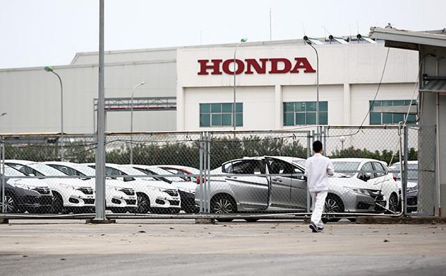 Đến lượt Honda Việt Nam dừng sản xuất vì dịch Covid-19
