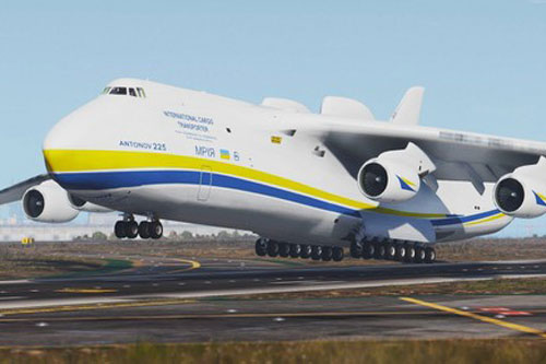 """Ukraine """"bán đứng"""" Nga khi chia sẻ bí mật """"lâu đài bay"""" An-225 với Mỹ"""