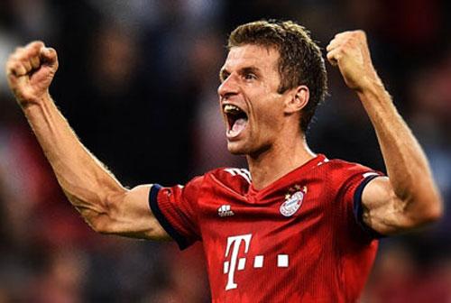 """Bayern """"trói chân"""" Muller tới năm 2023"""