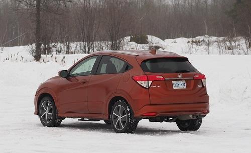 Honda HR-V là một trong nhiều sự lựa chọn của bạn trong phân khúc crossover cỡ nhỏ