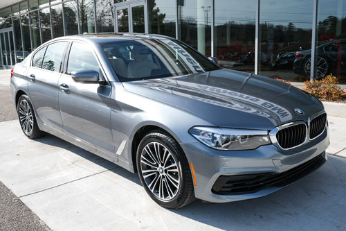 BMW 530e 2020.