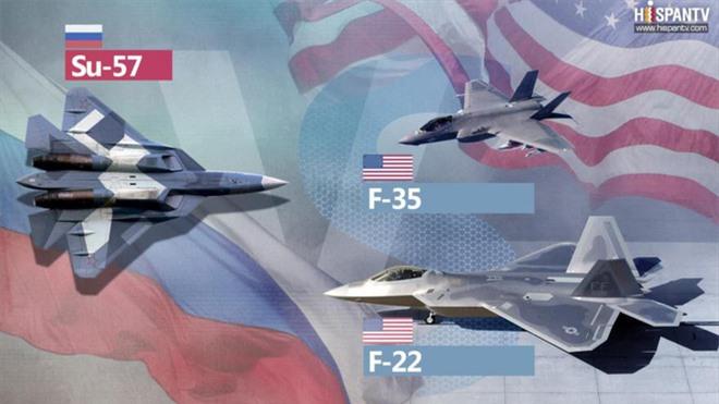 Cha đẻ Su-57 tiết lộ siêu tiêm kích tàng hình Nga vượt trội F-22 và F-35 Mỹ như thế nào? - Ảnh 1.