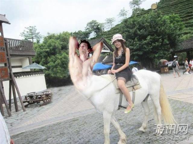 Cười lật ghế với ảnh chế: Từ sau xin chừa không dám nhờ photoshop nhé! - 12