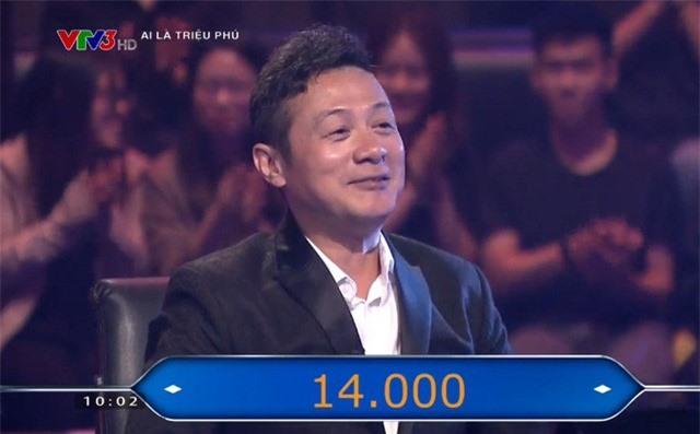 Diễm Quỳnh trợ giúp trả lời xuất sắc cho MC Anh Tuấn chơi Ai là triệu phú - Ảnh 1.