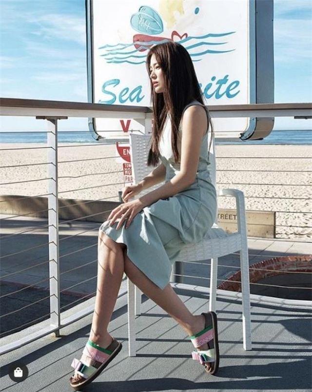 """Song Hye Kyo hậu ly hôn: """"Tôi thích một mình lúc nửa đêm"""" - 8"""