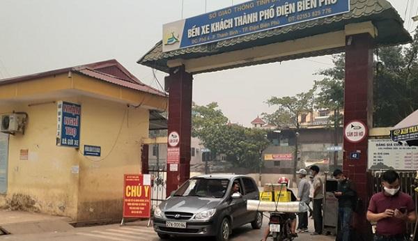 Điện Biên tạm dừng hoạt động vận chuyển hành khách liên tỉnh, nội tỉnh, xe taxi, từ 0h ngày 1/4