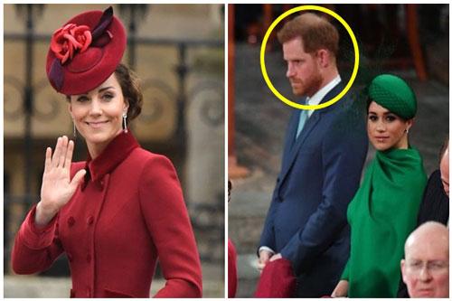 Công nương Kate cảm thấy 'mất đi một người em' khi Harry rời đi, kìm nén nước mắt trong cuộc nói chuyện riêng tại buổi chia tay