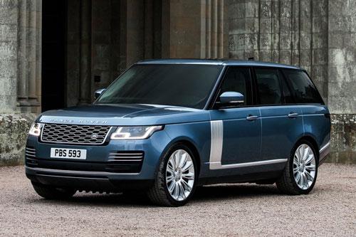 2. Range Rover.
