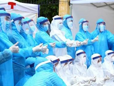Cơ bản kiểm soát được ổ dịch tại bệnh viện Bạch Mai