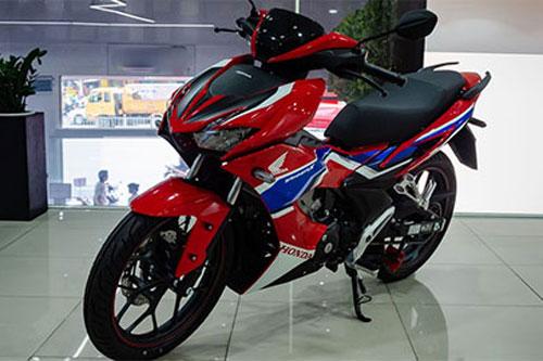 Honda Winner X giảm giá 'kịch sàn', quyết đấu Yamaha Exciter 150