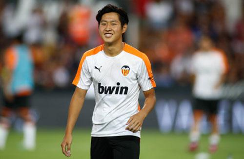 7. Lee Kang-In (Valencia). Ảnh: Transfermarkt.