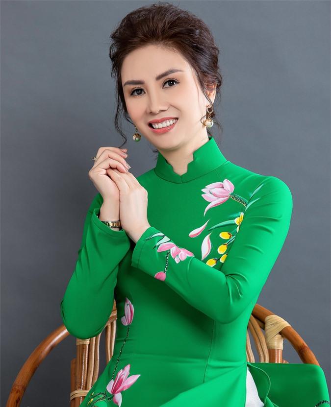 (anh Đăng) Doanh nhân Nancy Nguyễn : Mang ý tưởng kết nối cộng đồng vươn ra thế giới - Ảnh 1.