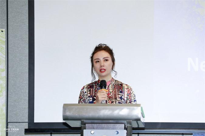 (anh Đăng) Doanh nhân Nancy Nguyễn : Mang ý tưởng kết nối cộng đồng vươn ra thế giới - Ảnh 2.