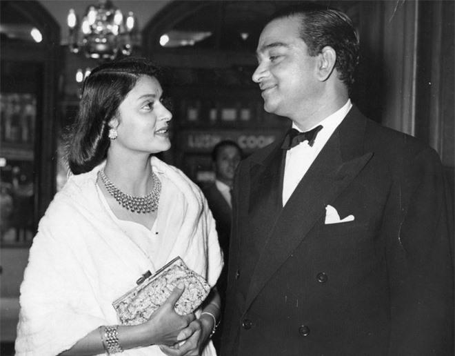 Nhan sắc đi vào lịch sử của hoàng hậu đẹp nhất Ấn Độ và nỗi đau đến khi qua đời cũng không nguôi - Ảnh 2.