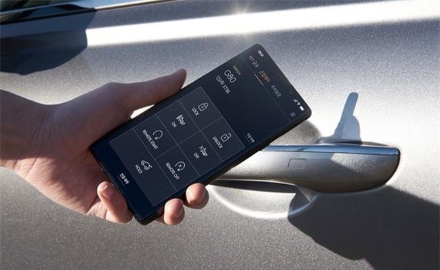 Soi chi tiết sedan hạng sang Genesis G80 mới - 10