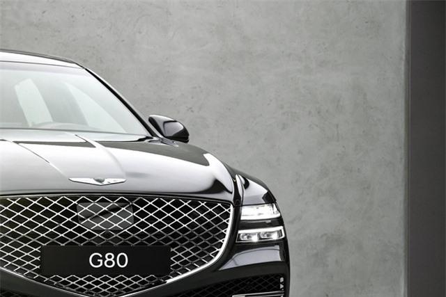 Soi chi tiết sedan hạng sang Genesis G80 mới - 12