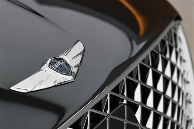 Soi chi tiết sedan hạng sang Genesis G80 mới - 13
