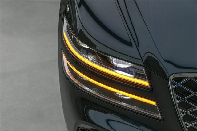 Soi chi tiết sedan hạng sang Genesis G80 mới - 14
