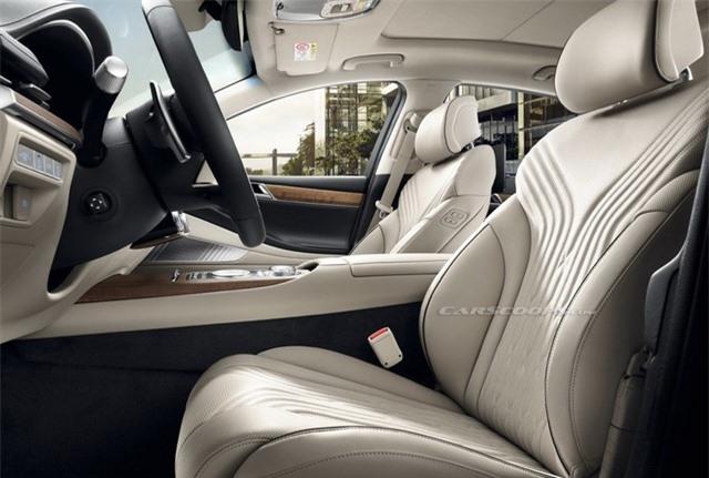 Soi chi tiết sedan hạng sang Genesis G80 mới - 22