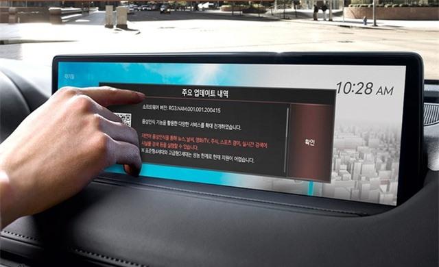 Soi chi tiết sedan hạng sang Genesis G80 mới - 25