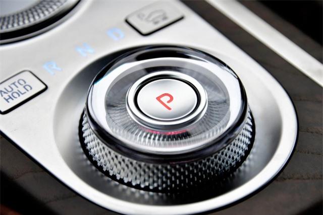 Soi chi tiết sedan hạng sang Genesis G80 mới - 29