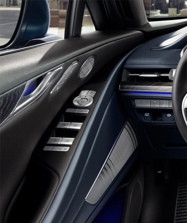 Soi chi tiết sedan hạng sang Genesis G80 mới - 30