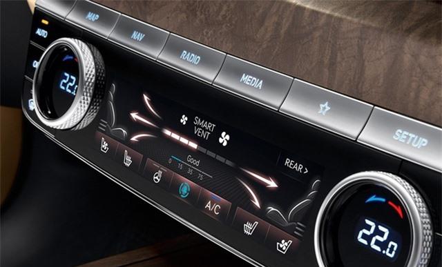 Soi chi tiết sedan hạng sang Genesis G80 mới - 32
