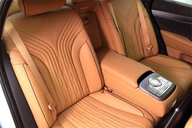 Soi chi tiết sedan hạng sang Genesis G80 mới - 35