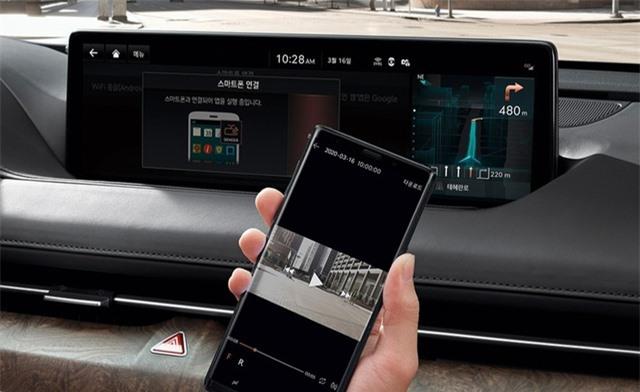 Soi chi tiết sedan hạng sang Genesis G80 mới - 38
