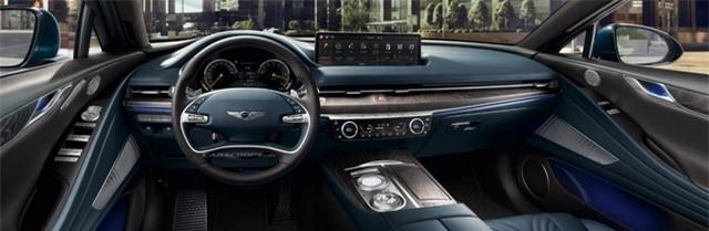 Soi chi tiết sedan hạng sang Genesis G80 mới - 4