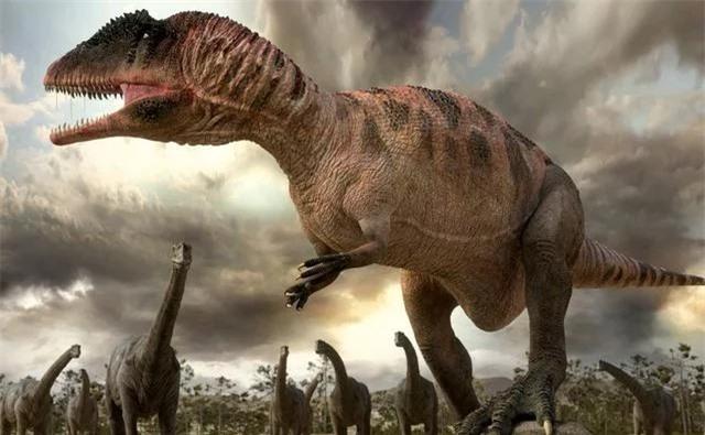 Top 10 loài khủng long ăn thịt nguy hiểm nhất thời tiền sử - Ảnh 11.