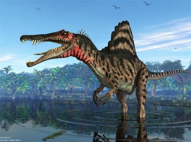 Top 10 loài khủng long ăn thịt nguy hiểm nhất thời tiền sử - Ảnh 12.