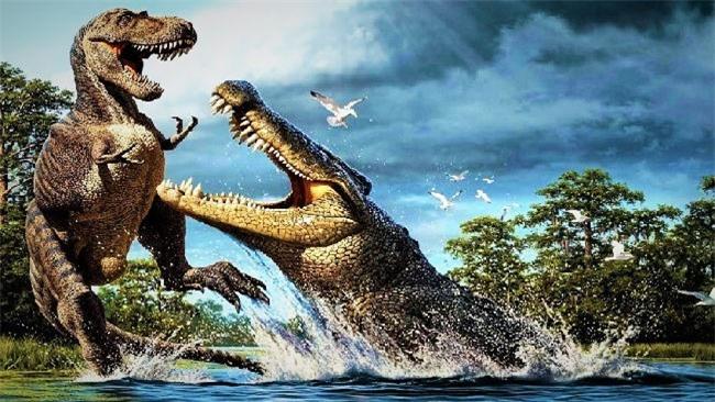 Top 10 loài khủng long ăn thịt nguy hiểm nhất thời tiền sử - Ảnh 3.
