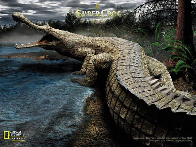 Top 10 loài khủng long ăn thịt nguy hiểm nhất thời tiền sử - Ảnh 4.