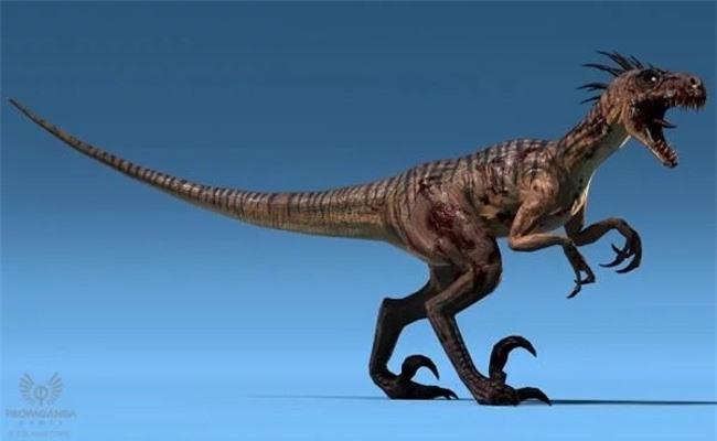 Top 10 loài khủng long ăn thịt nguy hiểm nhất thời tiền sử - Ảnh 8.
